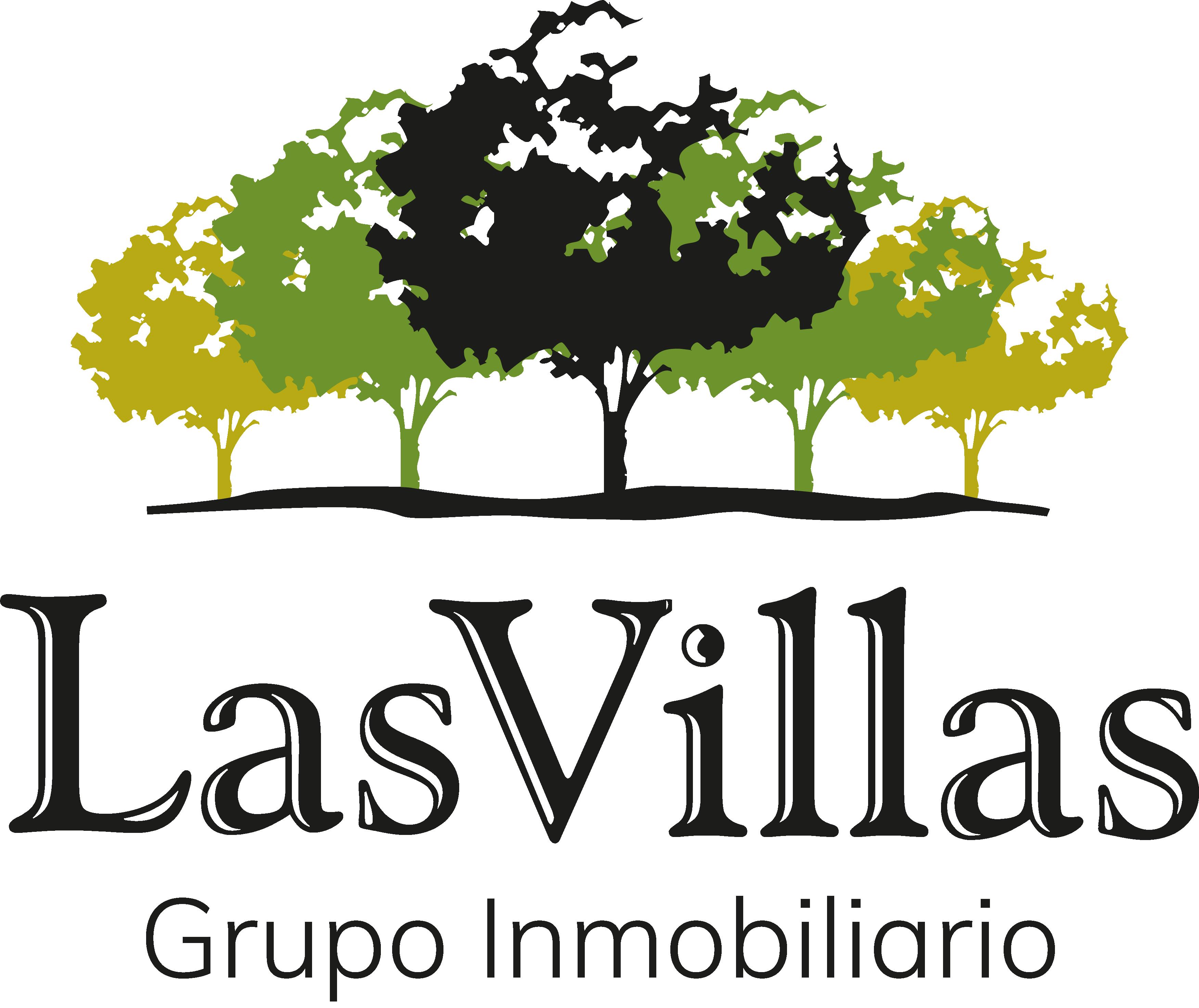Logotipo Las Villas Grupo Inmobiliario