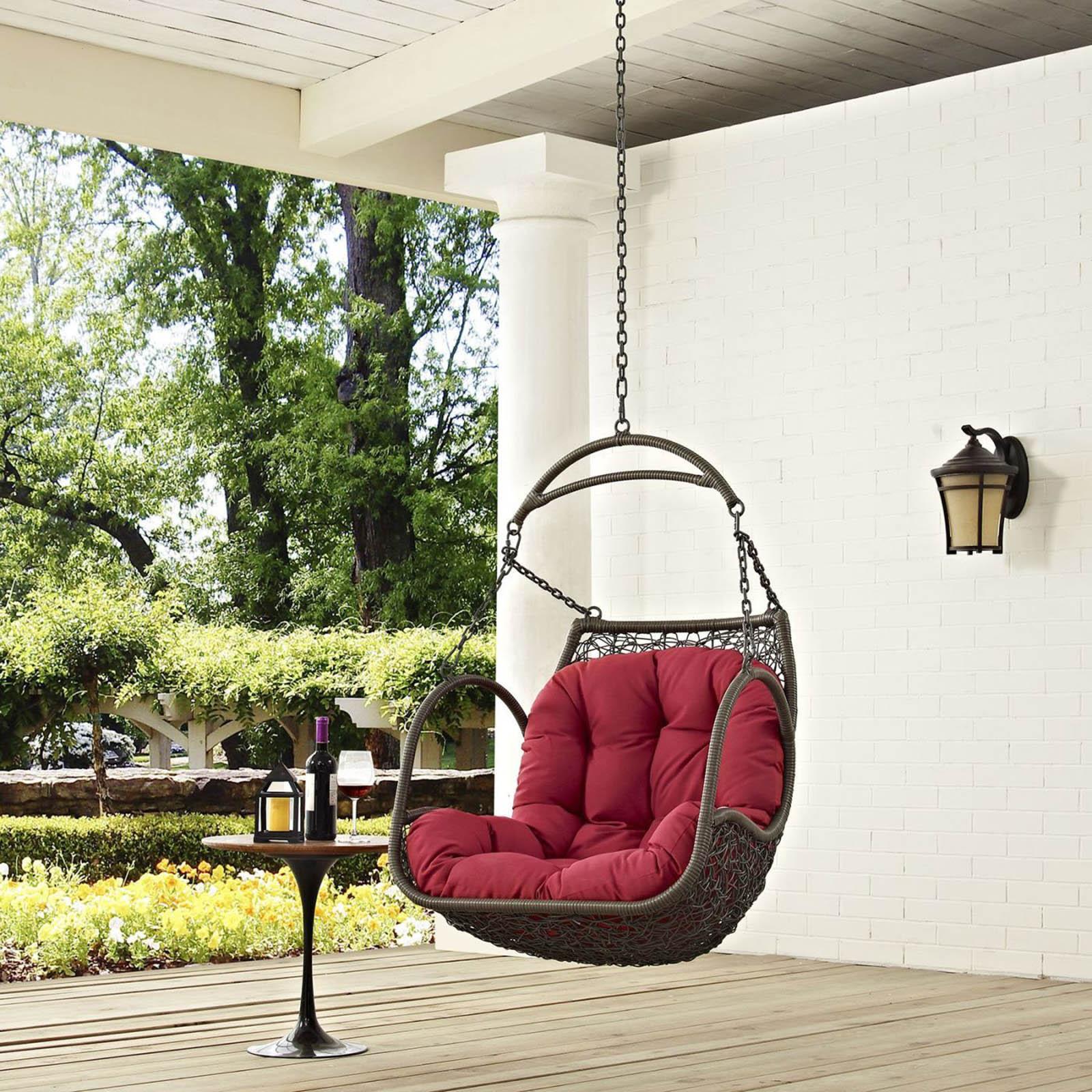 silla columpio/ hamaca de terraza
