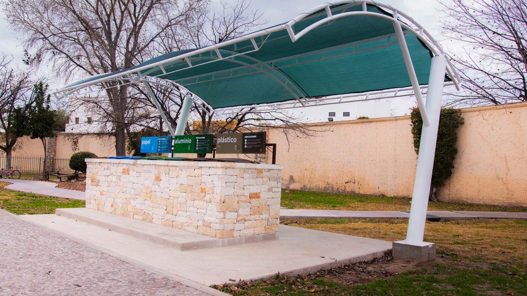 centro de reciclaje de Las Villas en torreon