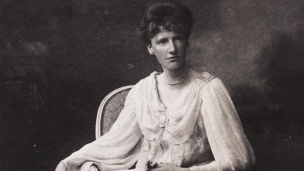 Eglantyne Jebb, activista y fundadora de la organización Save the Children